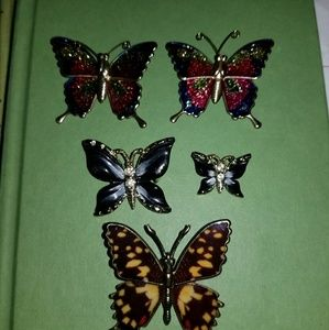Butterfly Pin/ brooches